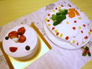 ケーキ&ドリア.jpg
